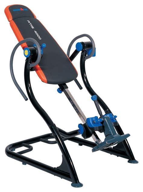 Ironman Inversion Table 4000 by Ironman Atis 4000 Inversion Table Review Wxfitness