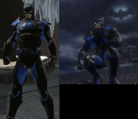 dcuo haircuts endless insults all day for wearing batman inspired mask