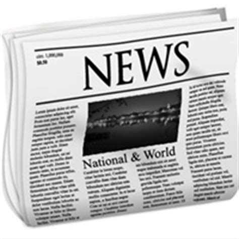 newspaper tutorial illustrator how to make a realistic news newspaper icon