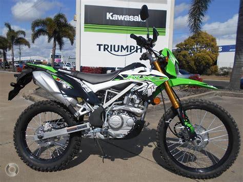 kawasaki klxbf  motosiklet sitesi