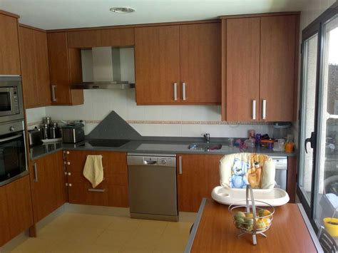 mueble para la cocina pintar armarios de cocina decoracion muebles antes
