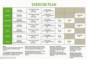 Detox Diet And Exercise Plan by Terriann S 123 Diet Plan Promises Weight Loss In A Week