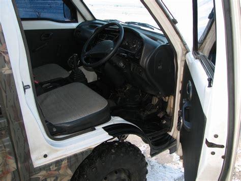 suzuki pickup interior carson restoration