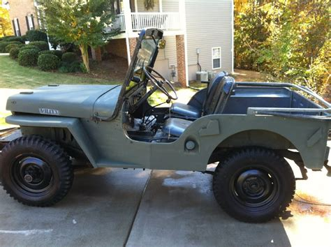 1948 Willys Jeep For Sale 1948 Jeep Willys For Sale Sold Automotive Paulding