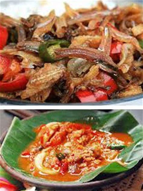 cara membuat nasi goreng ikan teri tumis ikan teri menu masakan