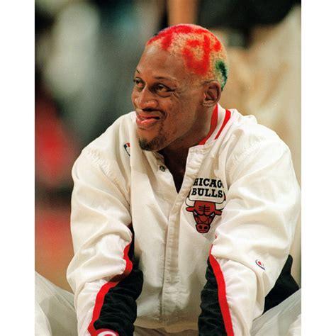 Dennis Rodman Hairstyles by 10 Worst Sports Hairstyles Strayhair