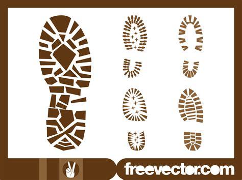 printable vector art shoe print graphics vector art graphics freevector com