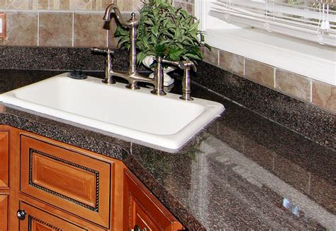 Gray Countertops by Custom Countertops By Dominion Homes Best Homes In
