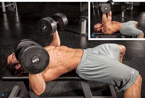 best bench workout for chest 10 best chest exercises for building muscle