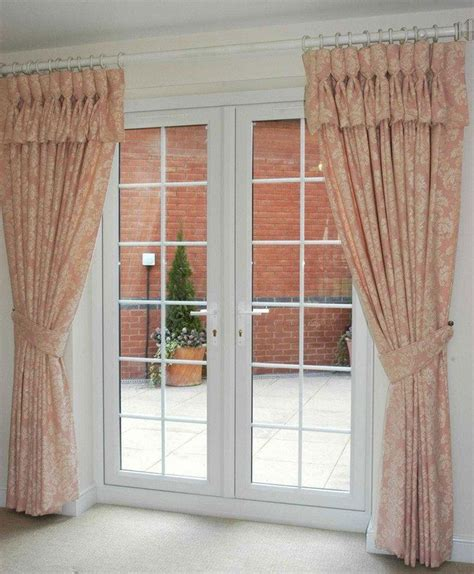 drapery ideas for french doors best of the french door curtains ideas decor around the
