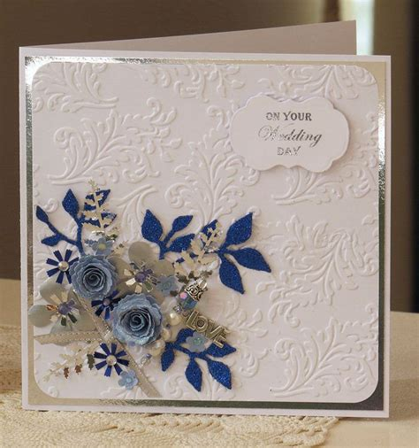 Handmade Pearl Anniversary Cards - 17 best images about wedding cards on vintage