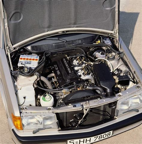 mercedes    motor engine   cosworth