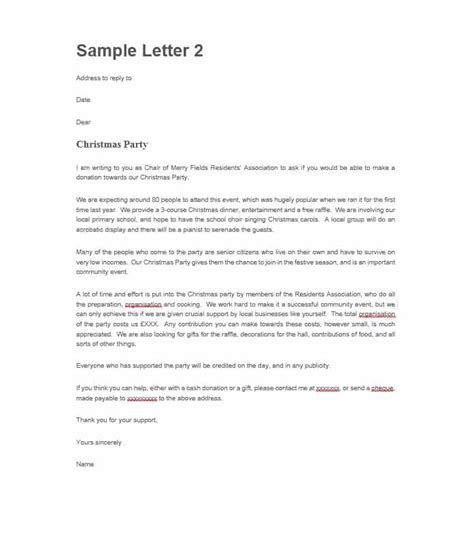 donation appeal letter 43 free donation request letters forms template lab