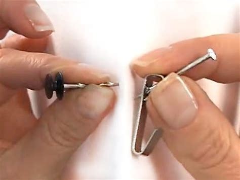 picture hanging nails using nails vs hooks with the hang level picture