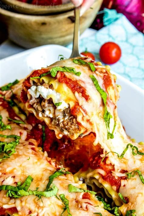 lasagna roll ups with cottage cheese cottage cheese lasagna roll ups