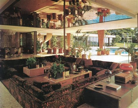 70s home design 10 grooving conversation pits from back in the day go retro