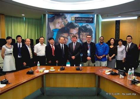 Mba Curtin Miri by Guangdong Of Business Studies Keen To