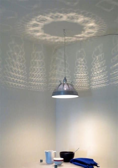 Colander Light Fixture For Sale 1000 Ideas About Colander Light On Light Fixtures Lighting And Study Corner