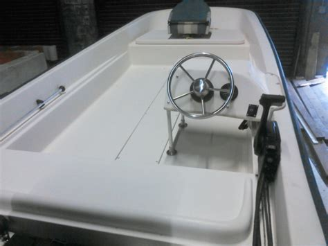 side console for small boat the hull truth boating and - Side Console Boats