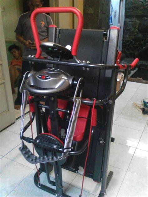 Treadmill Manual 5 Fungsi 1 6 F Jg Ada Alat Olahraga jual treadmill manual 6 fungsi tl004 grosirplus
