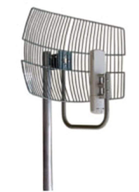 pacific wireless releases grid dish gain booster antenna