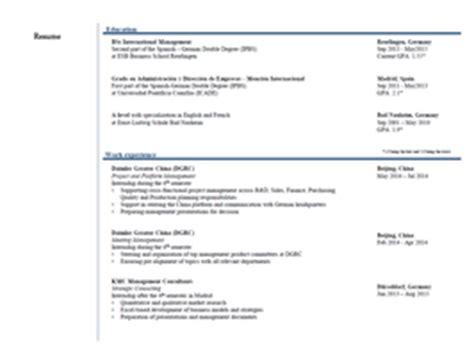 Lebenslauf Englisch Muster Hotel Lebenslauf Downloaden Englisch E Fellows Net