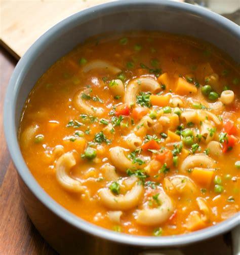 cucinare minestrone minestrone di zucca e patate ricetta