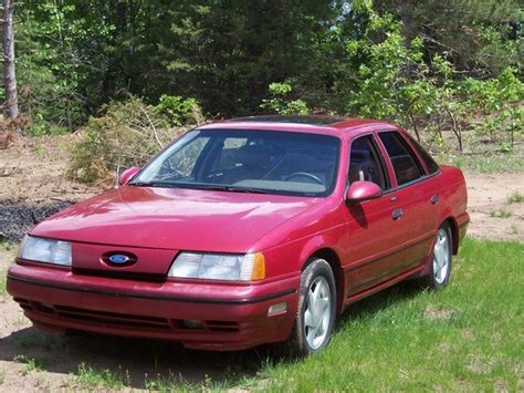 1991 Ford Taurus by Shospeed143 1991 Ford Taurus Specs Photos Modification