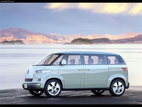volkswagen microbus concept volkswagen piensa resucitar su furgoneta hippie