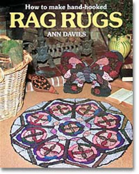 how to make a hook rug hooked rugs how to make images