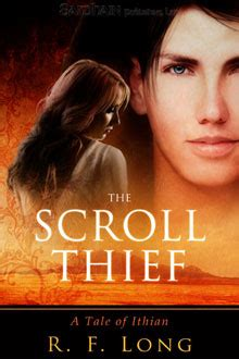 The Scroll Thief the scroll thief writing ie