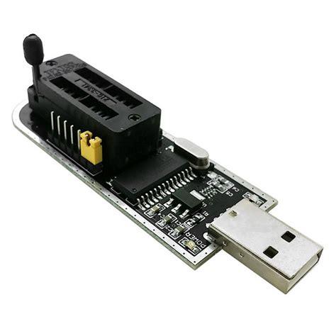 Usb Programer Ch341a new ch341a usb programmer black free shipping dealextreme