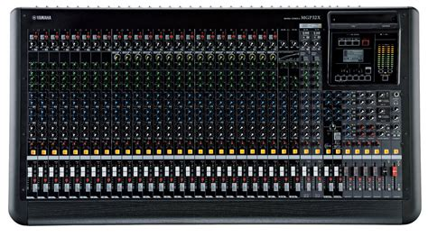 Daftar Mixer Yamaha 32 Channel yamaha mgp32x b stock model 32 channel mixer with usb