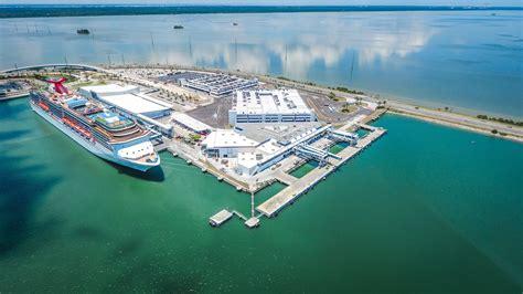 cruise terminal 8 parking garage port canaveral fl