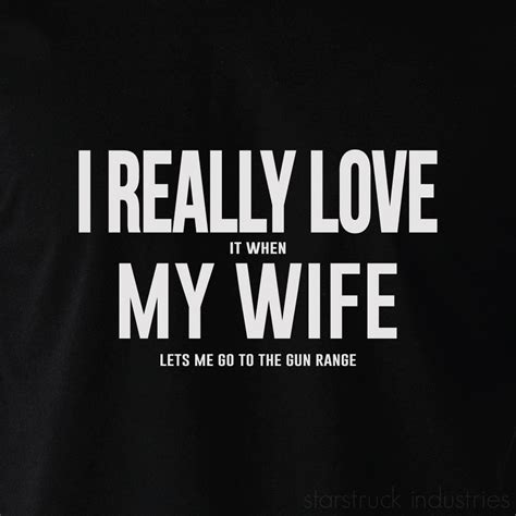 i it when my lets me buy more guns notebook 7x10 ruled notebook for husbands who guns rifles and and humorous novelty gifts for books i really my when she lets me go to the gun range