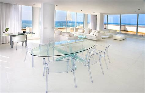 glas top tables esszimmer 15 lovely glass table dining rooms home design lover