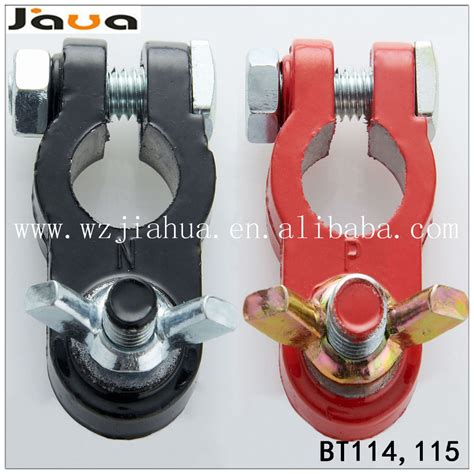 boat battery terminal size jiahua pair of wing nut marine lead battery terminal pos