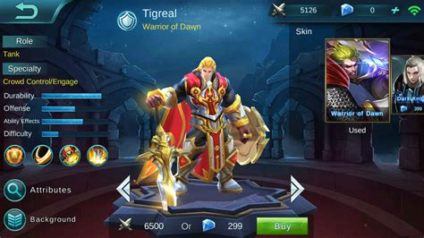 mobile legends tigreal build guide