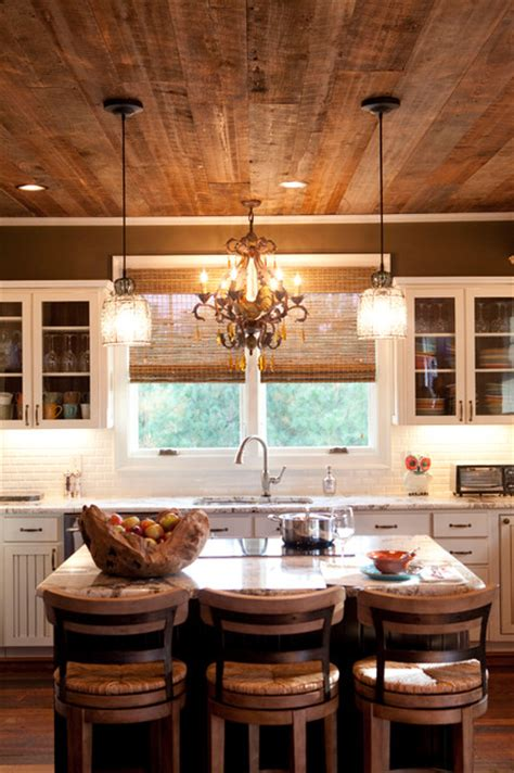 Outfitter C Kitchen by Lodge Rustic Kitchen Raleigh By C H I