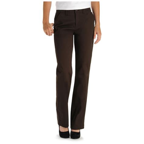 Lee 174 Women S 30 Quot Comfort Fit Carden Straight Leg Pants