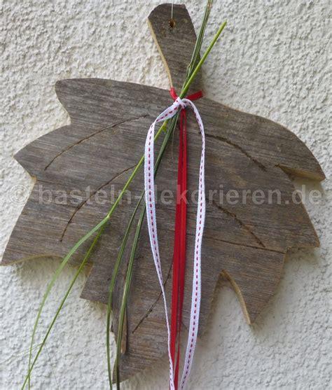 Gartendeko Holz Blatt by Pin Deko Gartendeko Weihnachtsdeko Wohnaccessoires