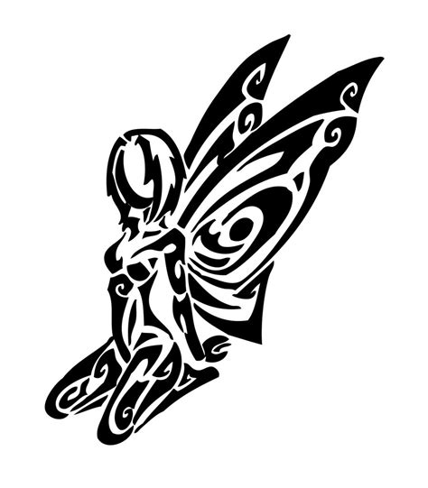 tribal fairy tattoo designs 31 tribal tattoos collection