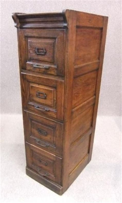Antique Oak File Cabinet Edwardian Oak Filing Cabinet Antiques Atlas