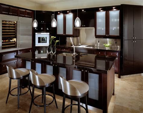 modern kitchen cabinets doors 28 kitchen cabinet ideas with glass doors for a sparkling
