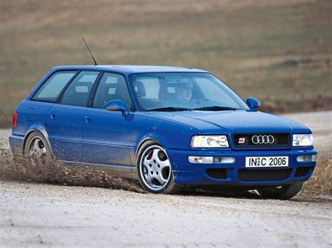 2 Car Garage Design 20 years ago audi launches rs2 avant super wagon ran