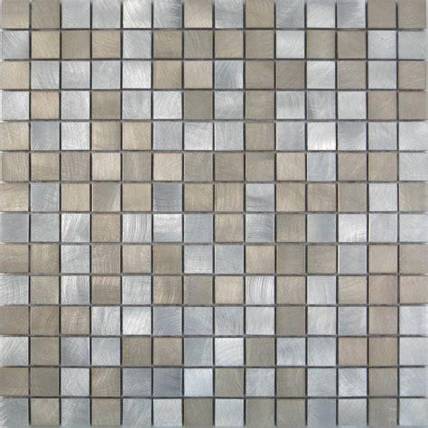 piastrelle in mosaico decori in metallo profili mosaici e piastrelle in
