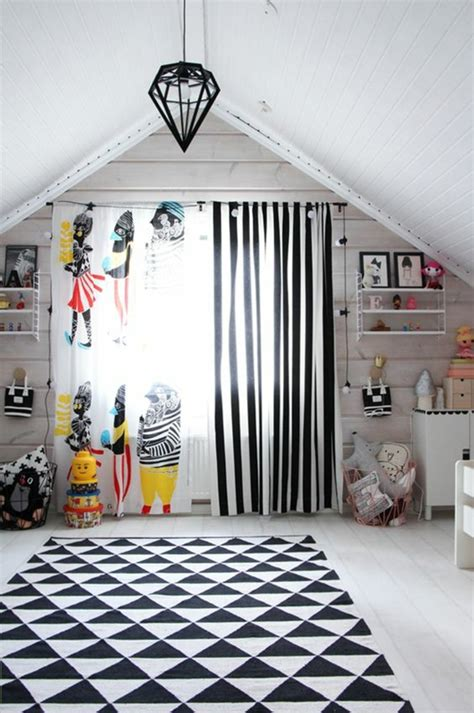 gardinen schwarz weiß gardinen schwarz wei 223 hause deko ideen