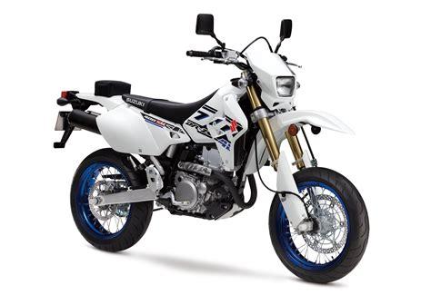 Suzuki Dual Sport Suzuki Announces 2017 Dual Sport And Supermoto Motorcycles