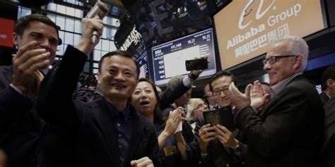 alibaba ipo alibaba story profile history founder founded ceo