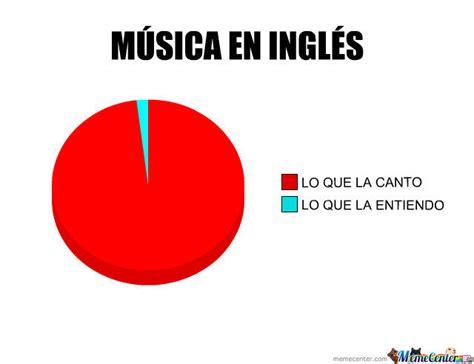 Memes En Ingles - m 250 sica en ingl 233 s by lufecasvil meme center